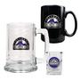 Tankard, Mug, and Shot Glass Set