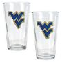 2pc Pint Ale Glass Set