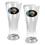 2pc 19oz Pilsner Glass Set