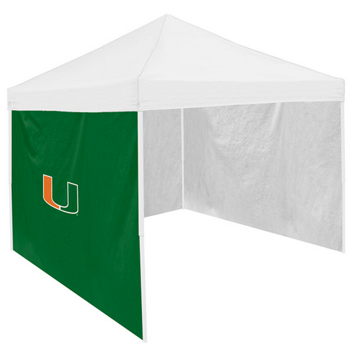Miami Hurricanes Tent Side Panels $39.99. Officially ...  sc 1 st  Tailgating Fanatic & Miami Hurricanes Tent Side Panels - www.tailgatingfanatic.com